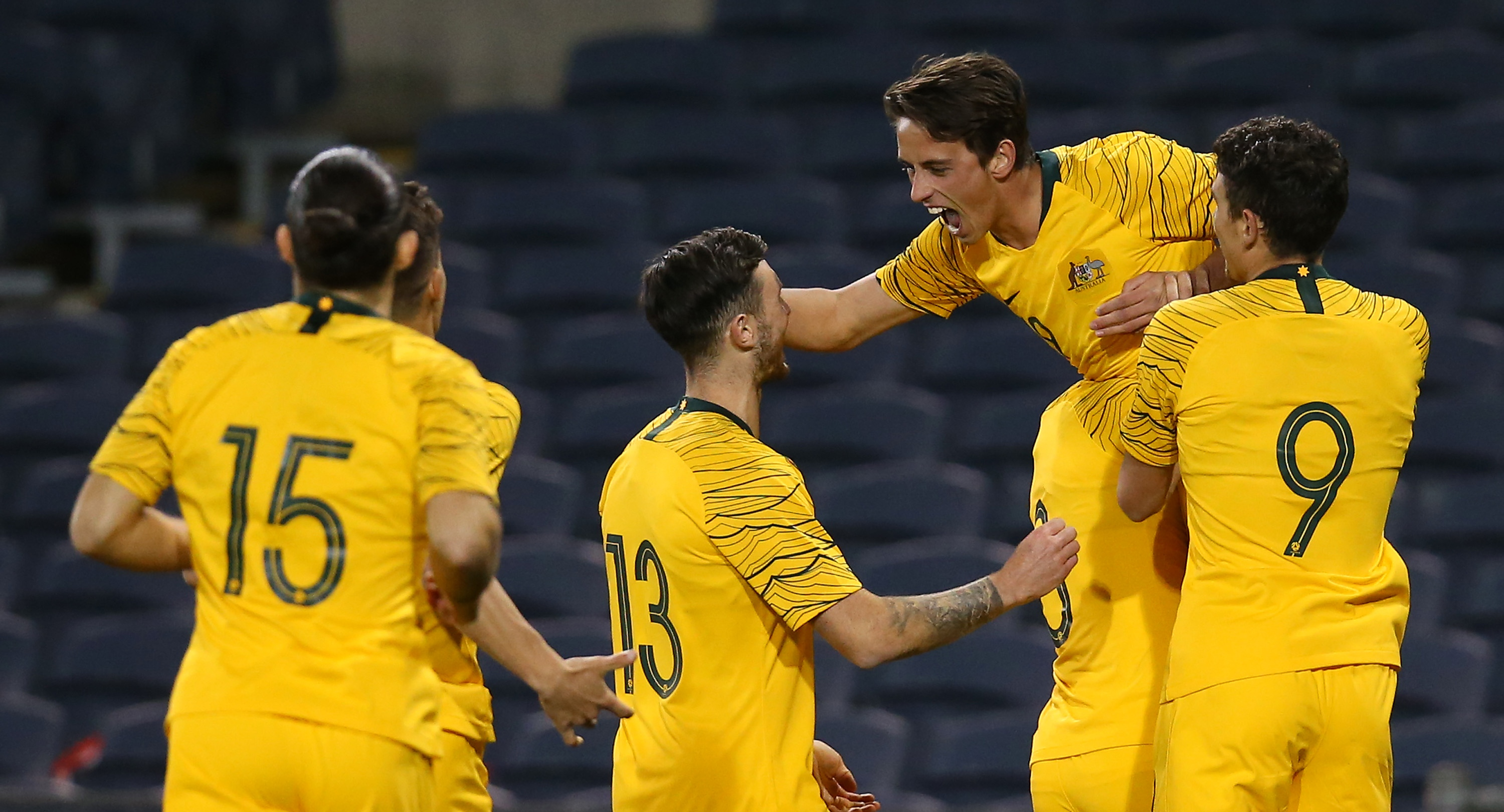 Wales believes the Olyroos are building something special