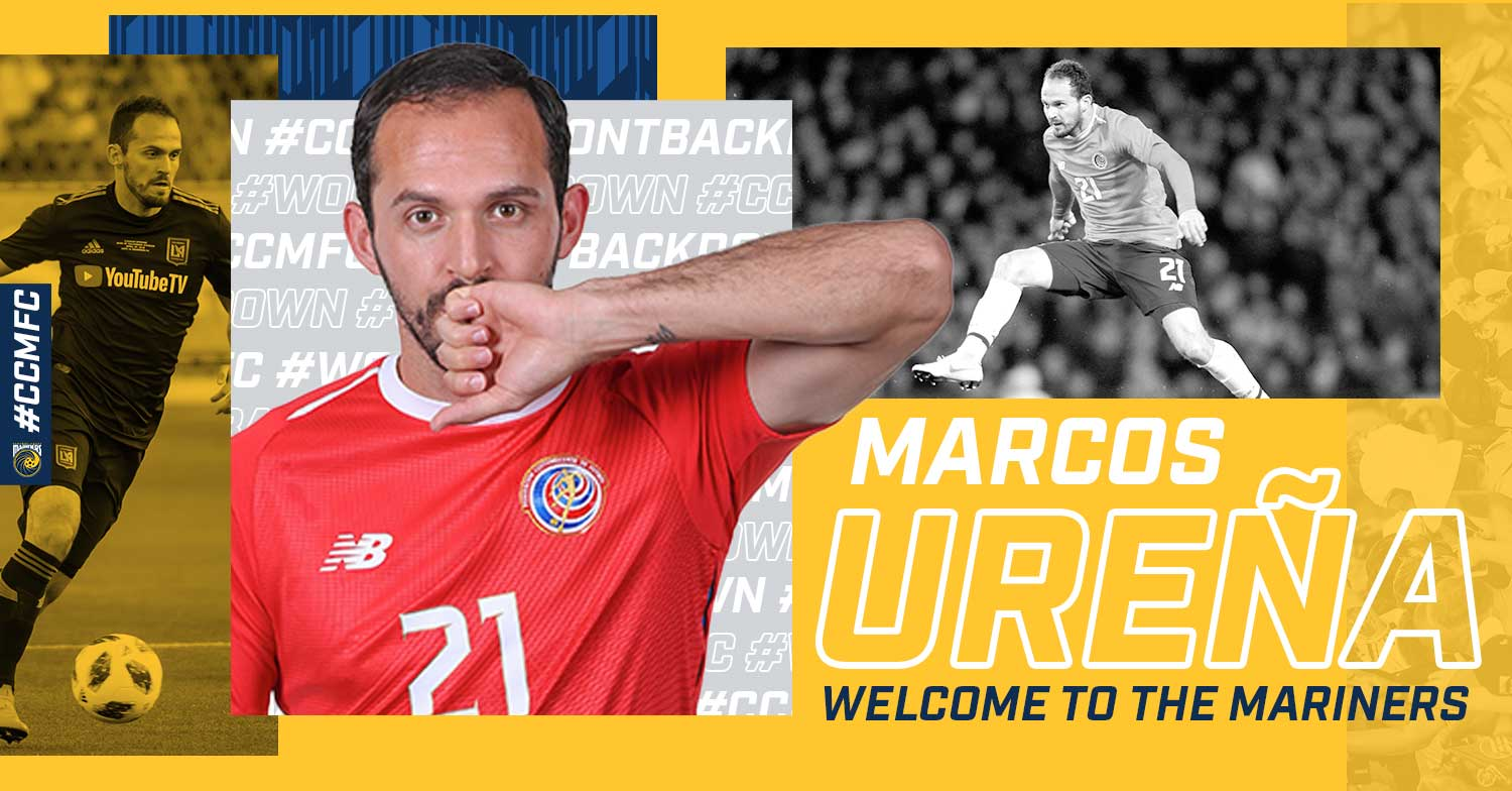 Costa Rica to the Coast: Mariners sign Marcos Urena