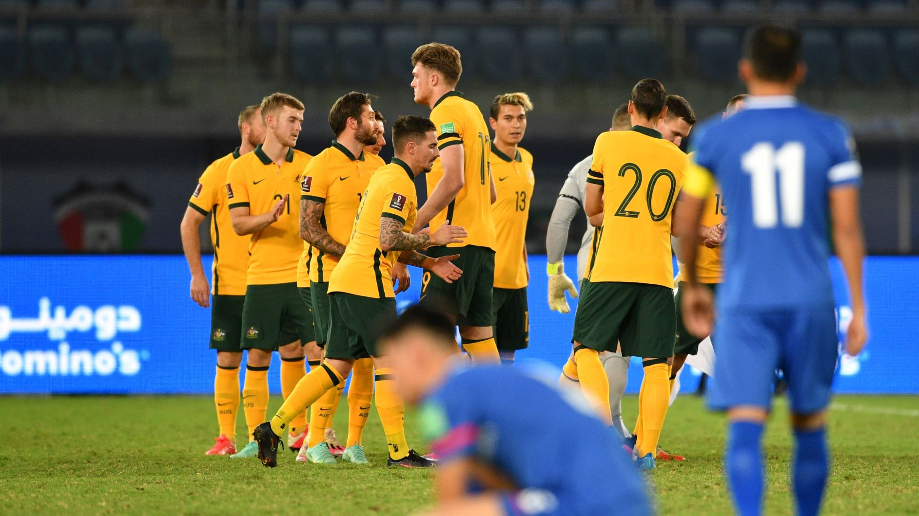 Socceroos June FIFA World Cup Qualfiers: Vote on your Followers' Participant of the Month