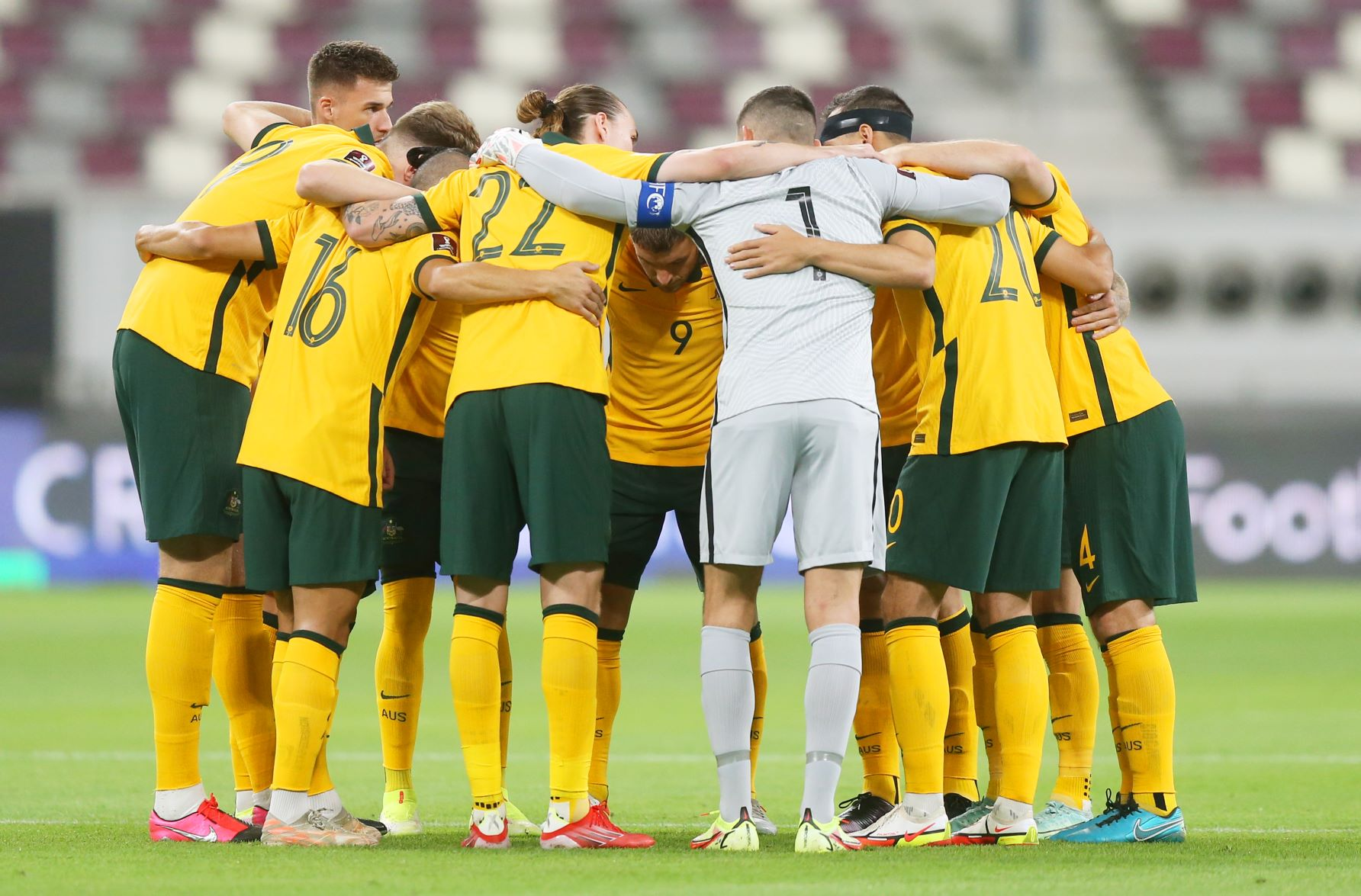 What's subsequent for the Socceroos in FIFA World Cup Qualifying?