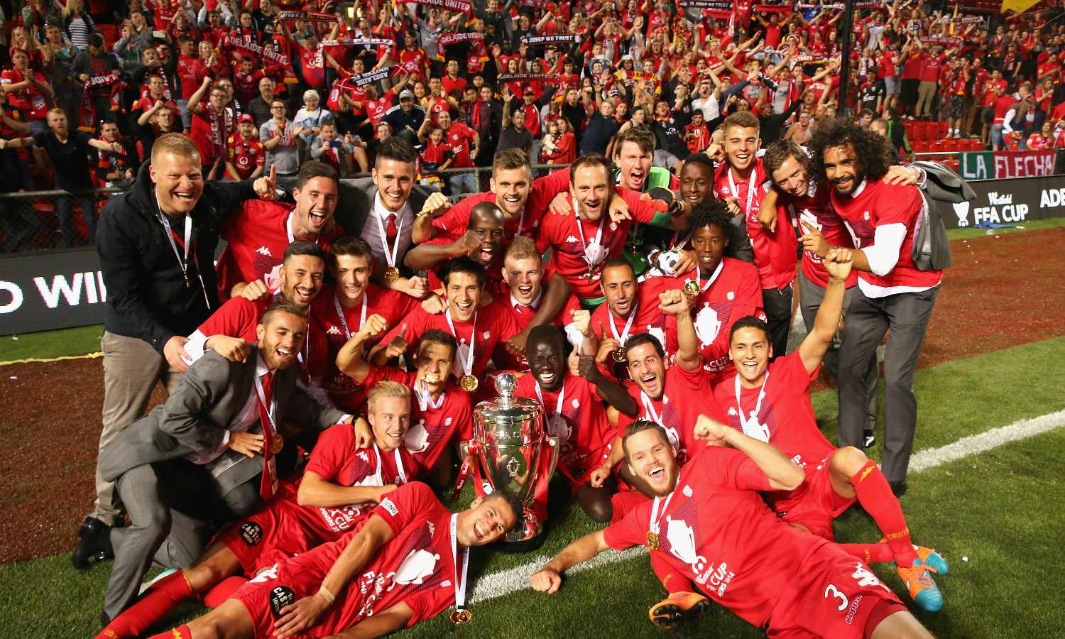 Adelaide United 2014