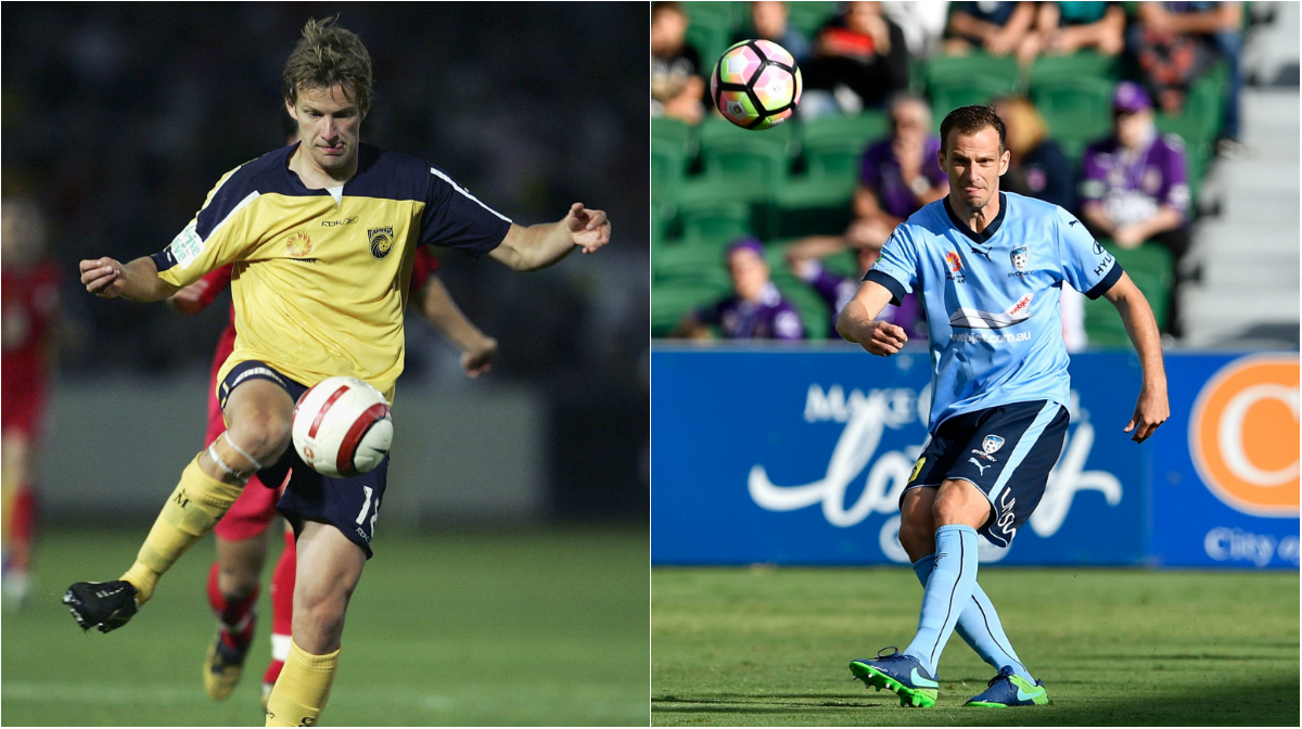 Then and now: Alex Wilkinson