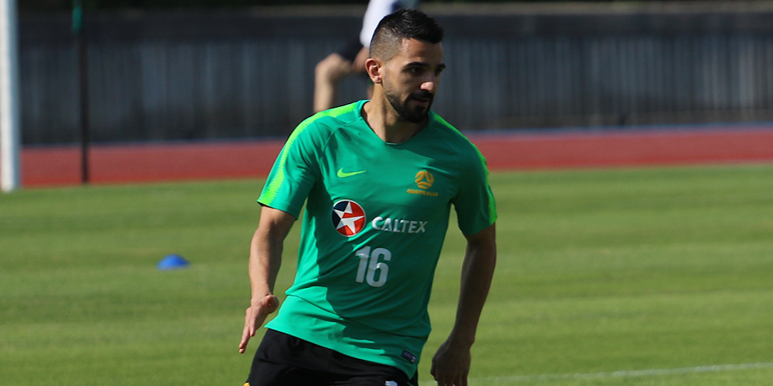 Aziz Behich announced as Australia captain