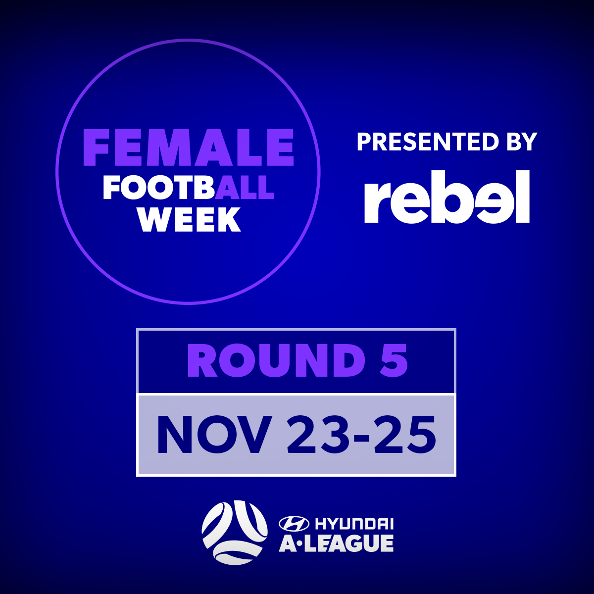 Female Football Week