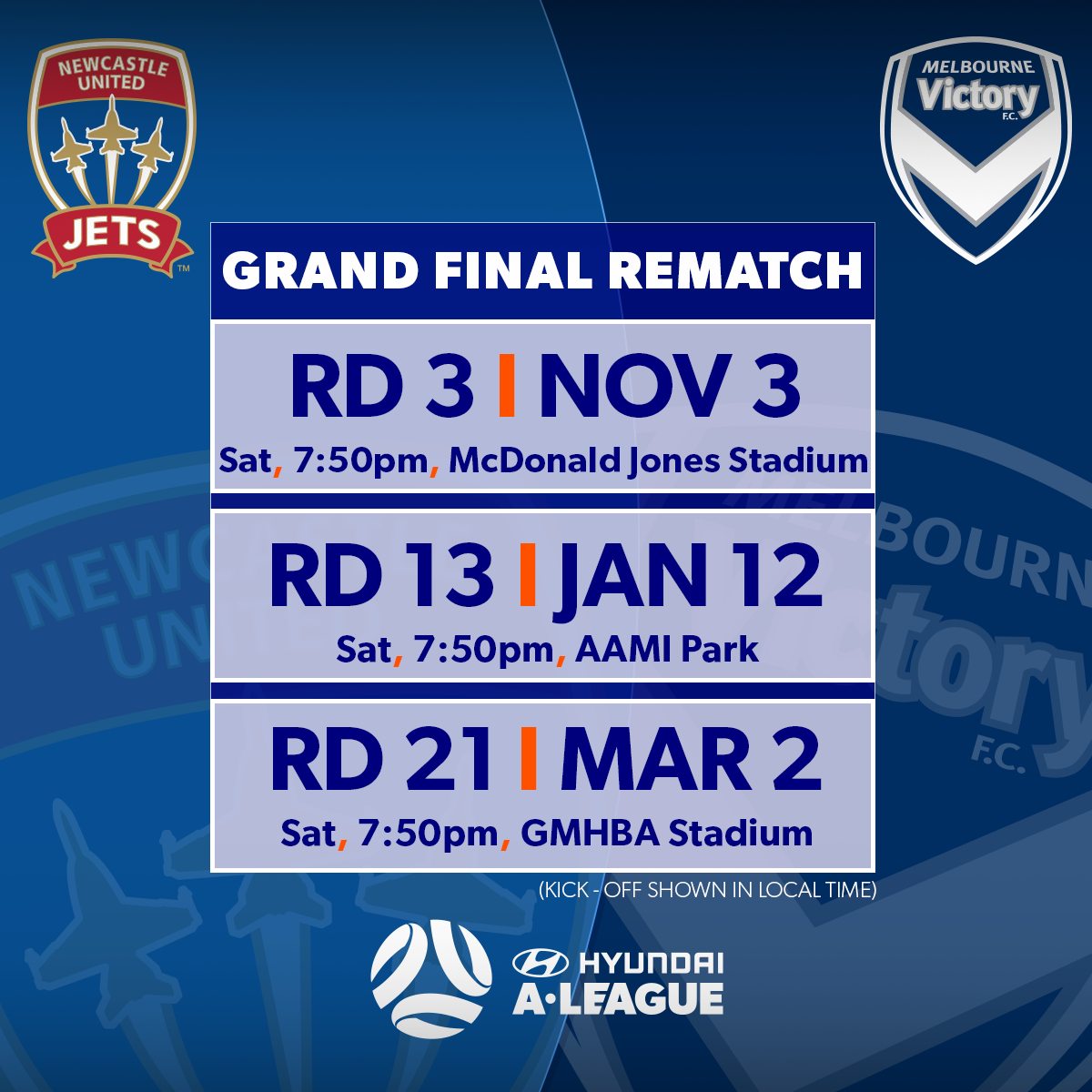 Grand Final rematch