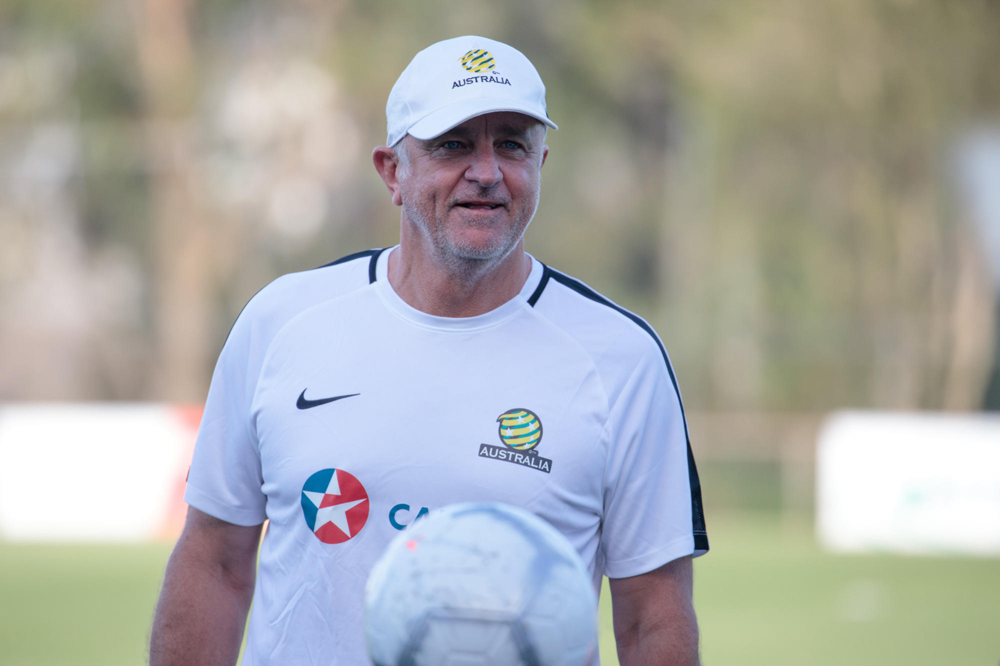 Graham Arnold Head Coach