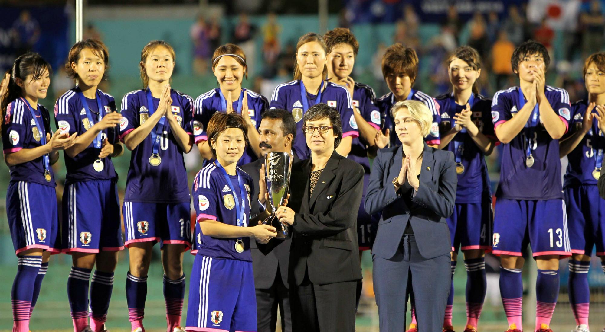 Japan Asian Cup
