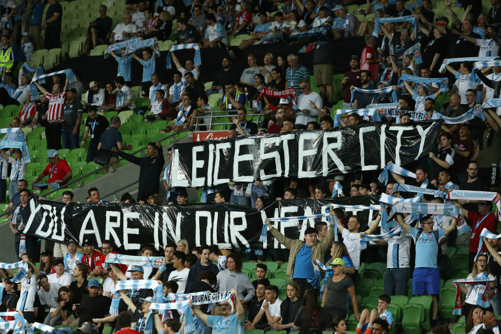 Melbourne City Leicester