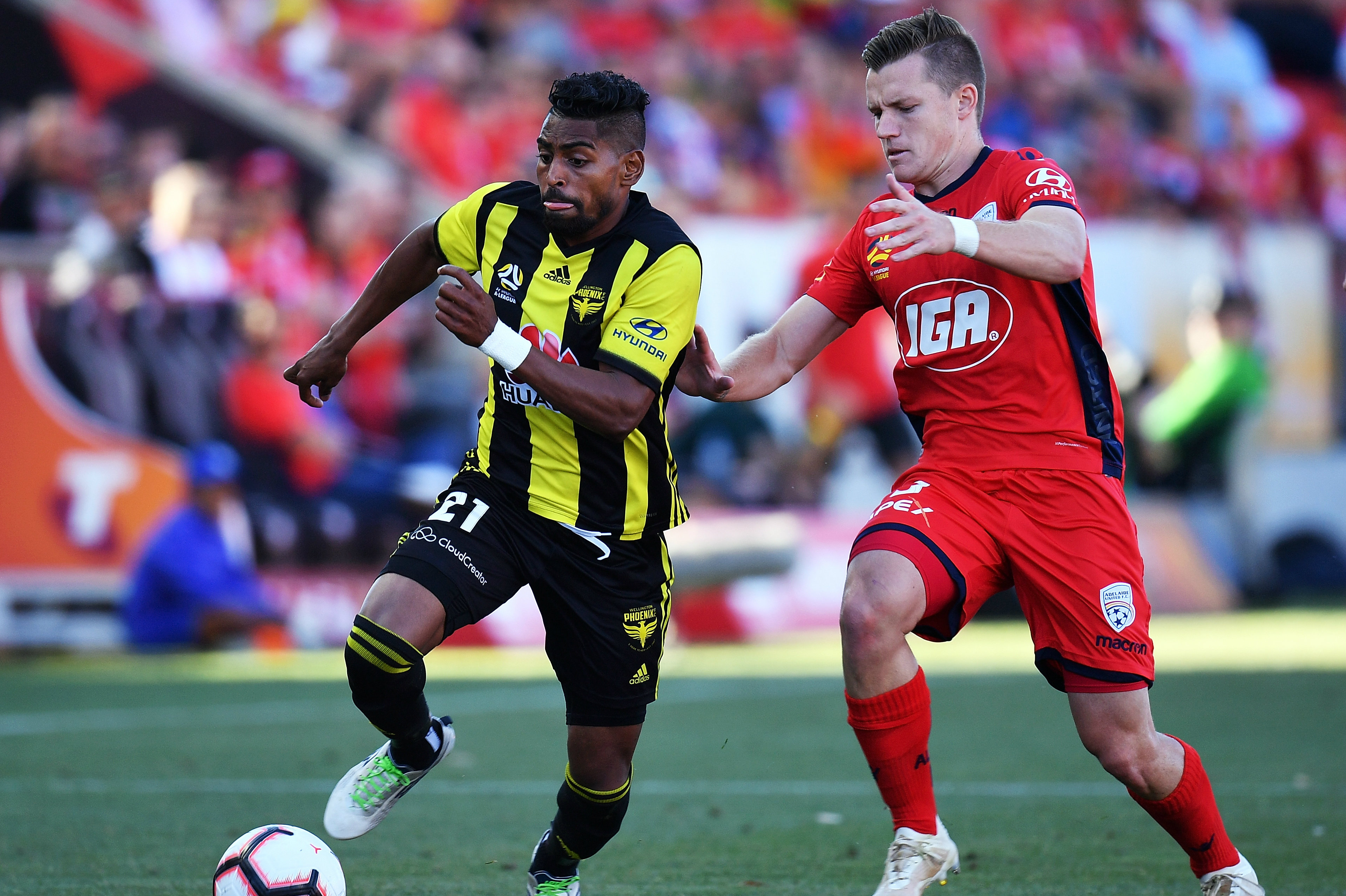 Roy Krishna; Scott Galloway