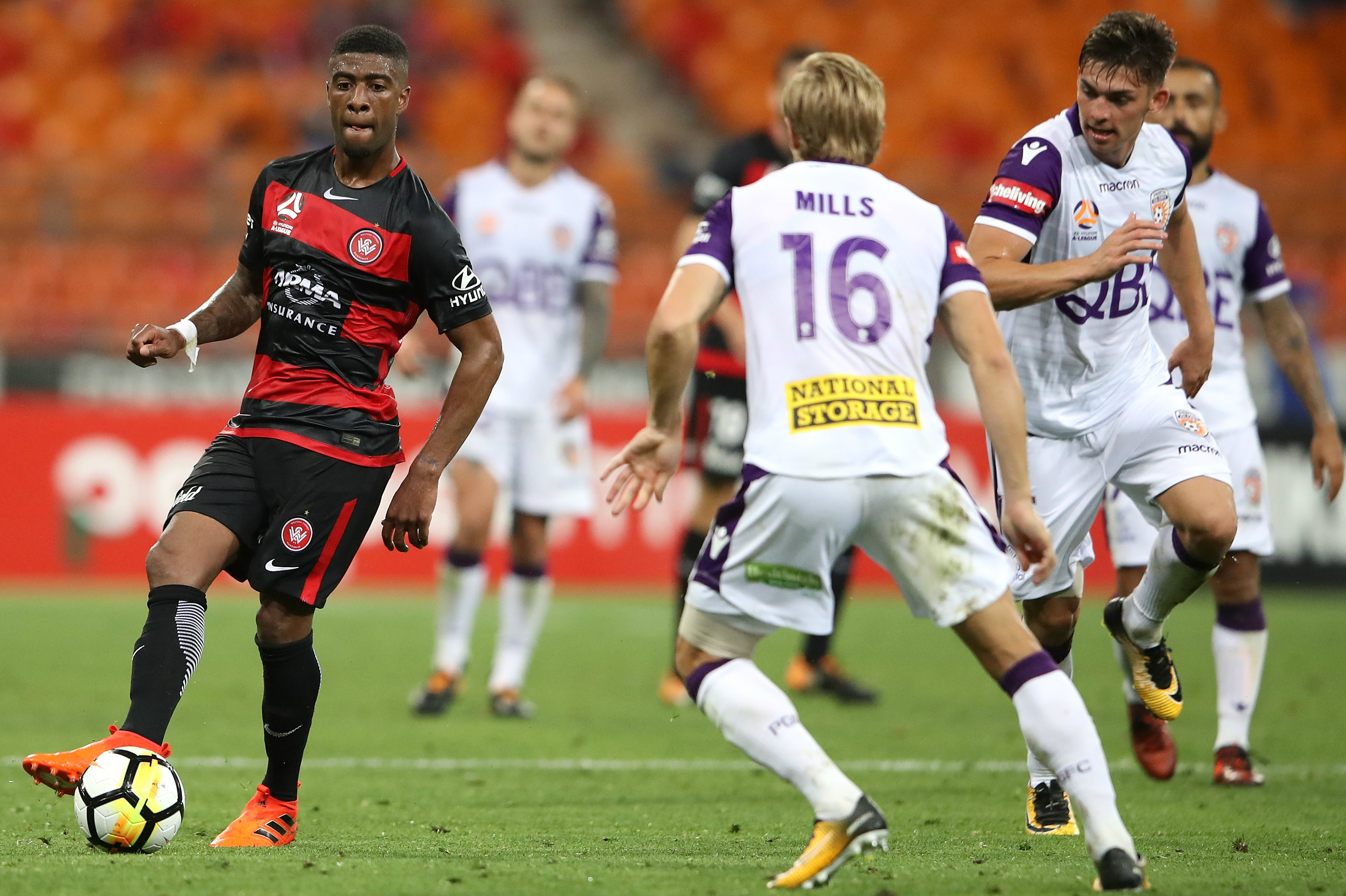 Bonevacia looks set for a big season at Wanderland.
