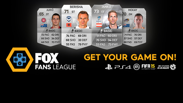 Get your game on in the inaugural Fox Fans League!