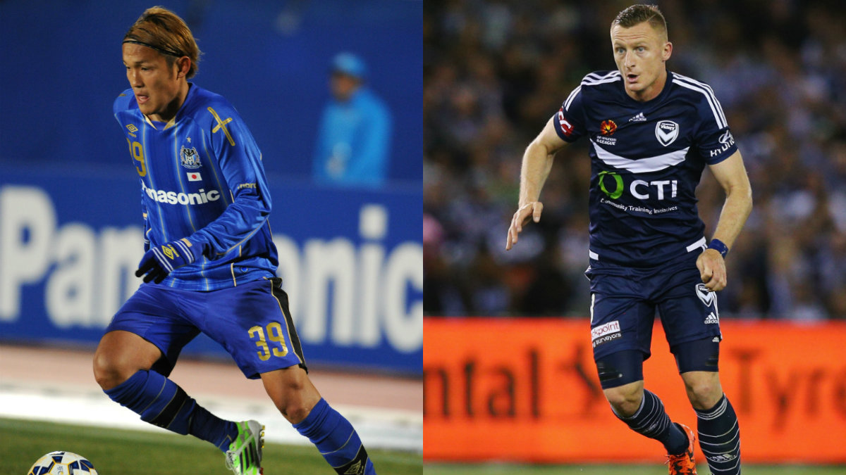 Acl Preview Gamba Osaka V Melbourne Victory Myfootball