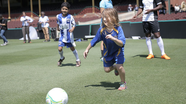 Football has been named Australia's biggest club-based participation sport.