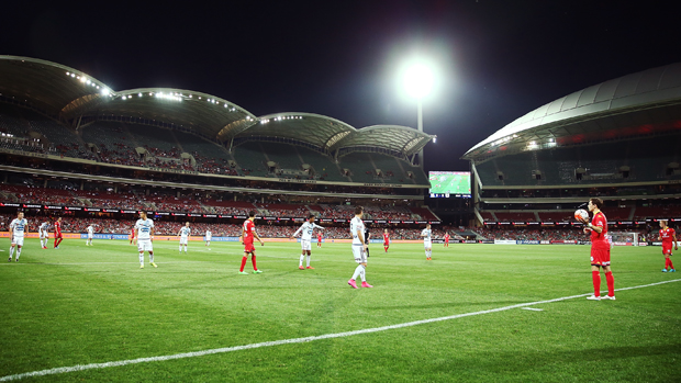 Adelaide Oval will host the 2015/16 Hyundai A-League Grand Final.