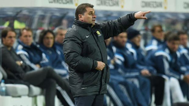 Ange Postecoglou says his side will learn from their 0-0 draw with FYR Macedonia.