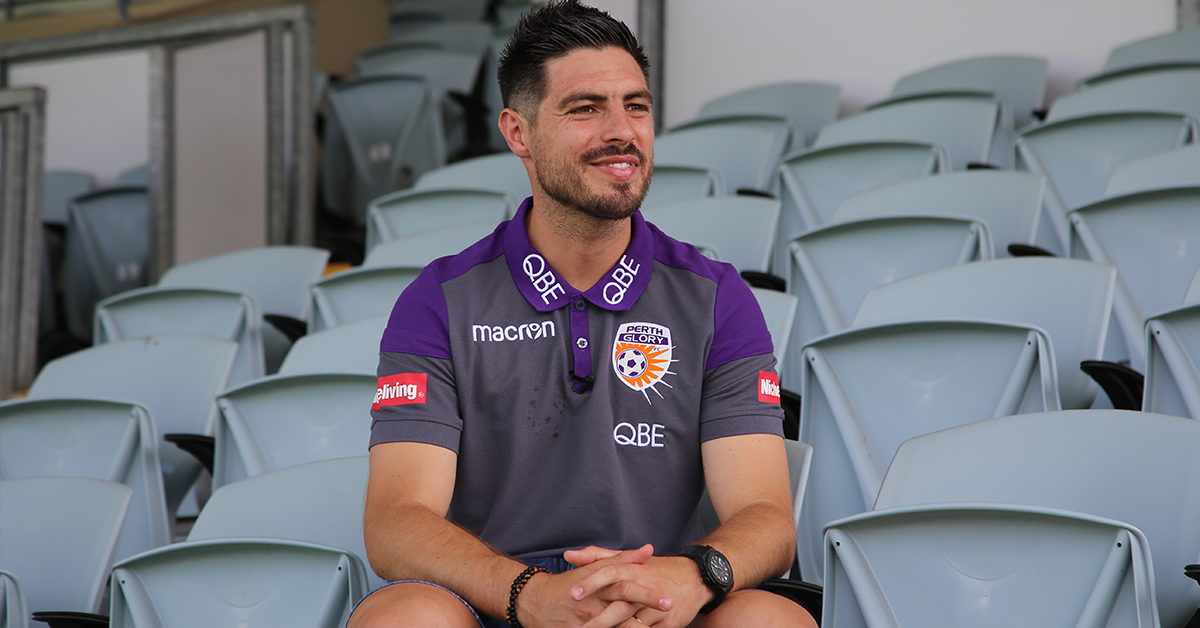 Bruno signs for Perth sitting