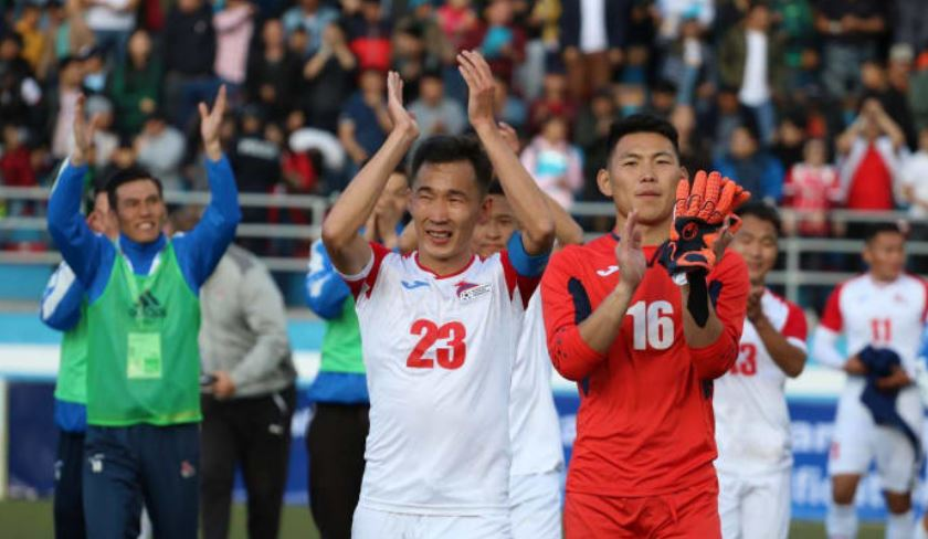 Mongolia held on in the second leg to book their spot in the next round of qualifying
