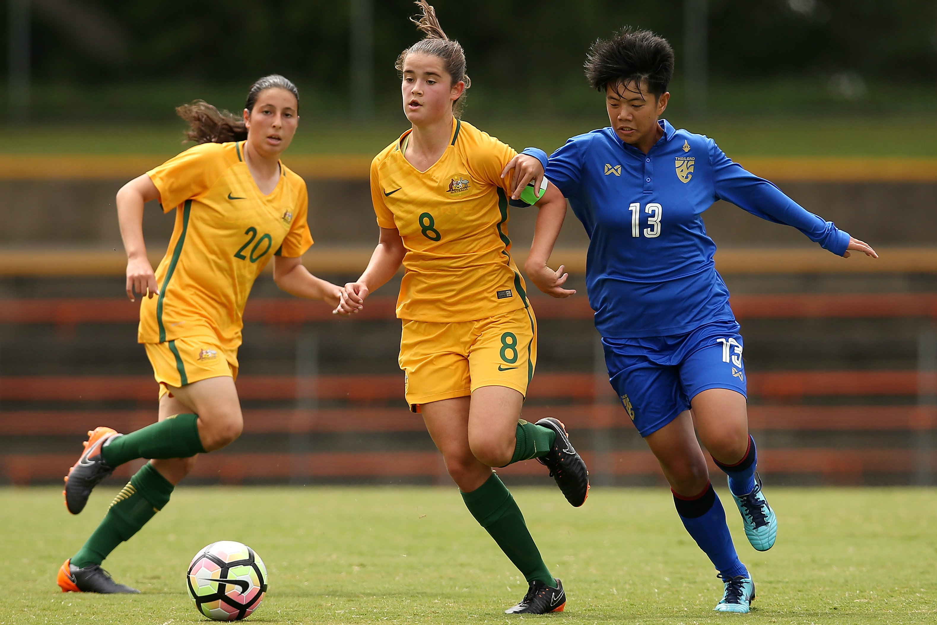 Rachel Lowe is one of five Westfield Matildas in the squad for the AFF Women's Championship.