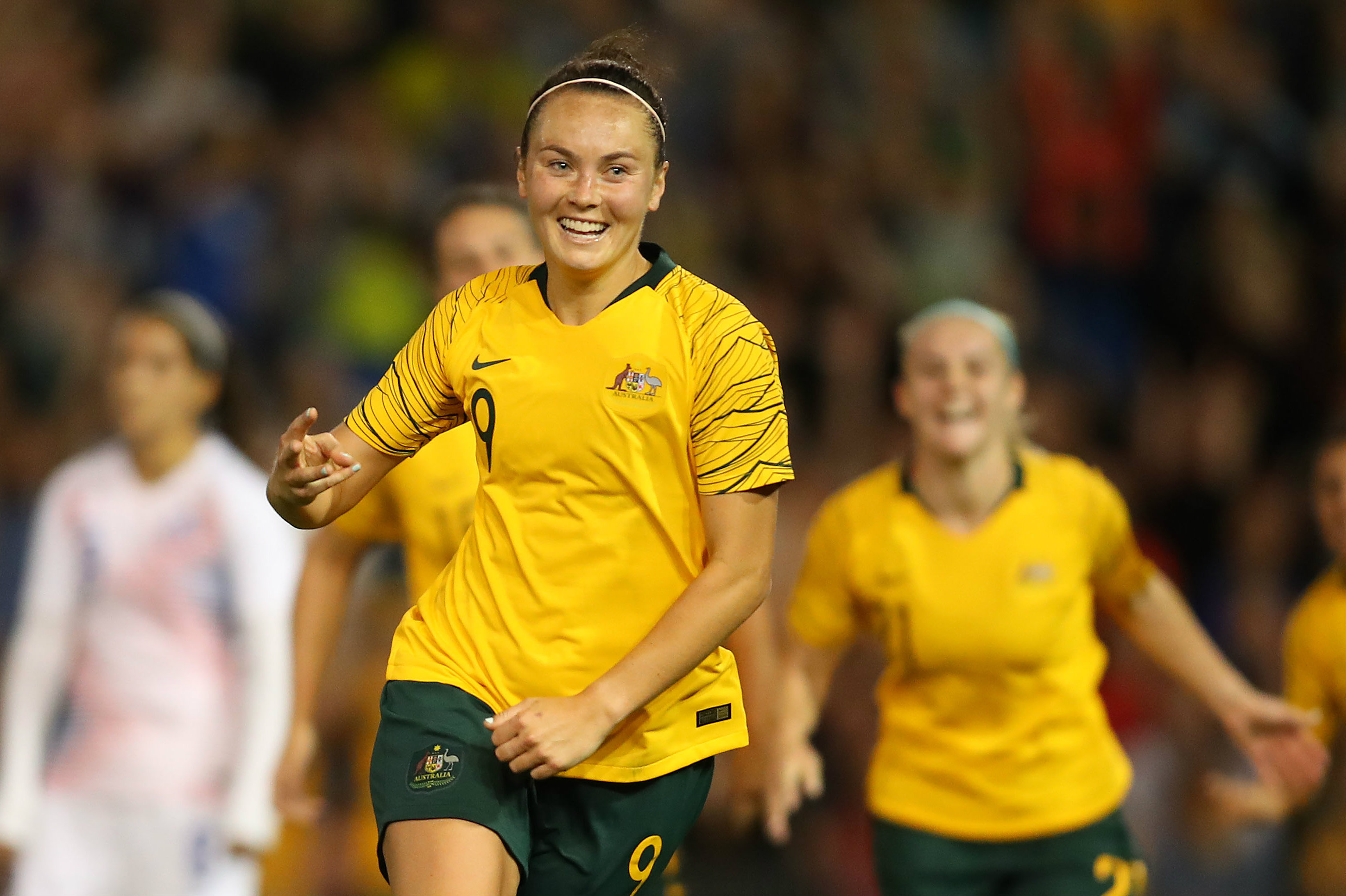 a0749810a88 Your complete guide to Westfield Matildas stars playing in the 2019 NWSL |  MyFootball