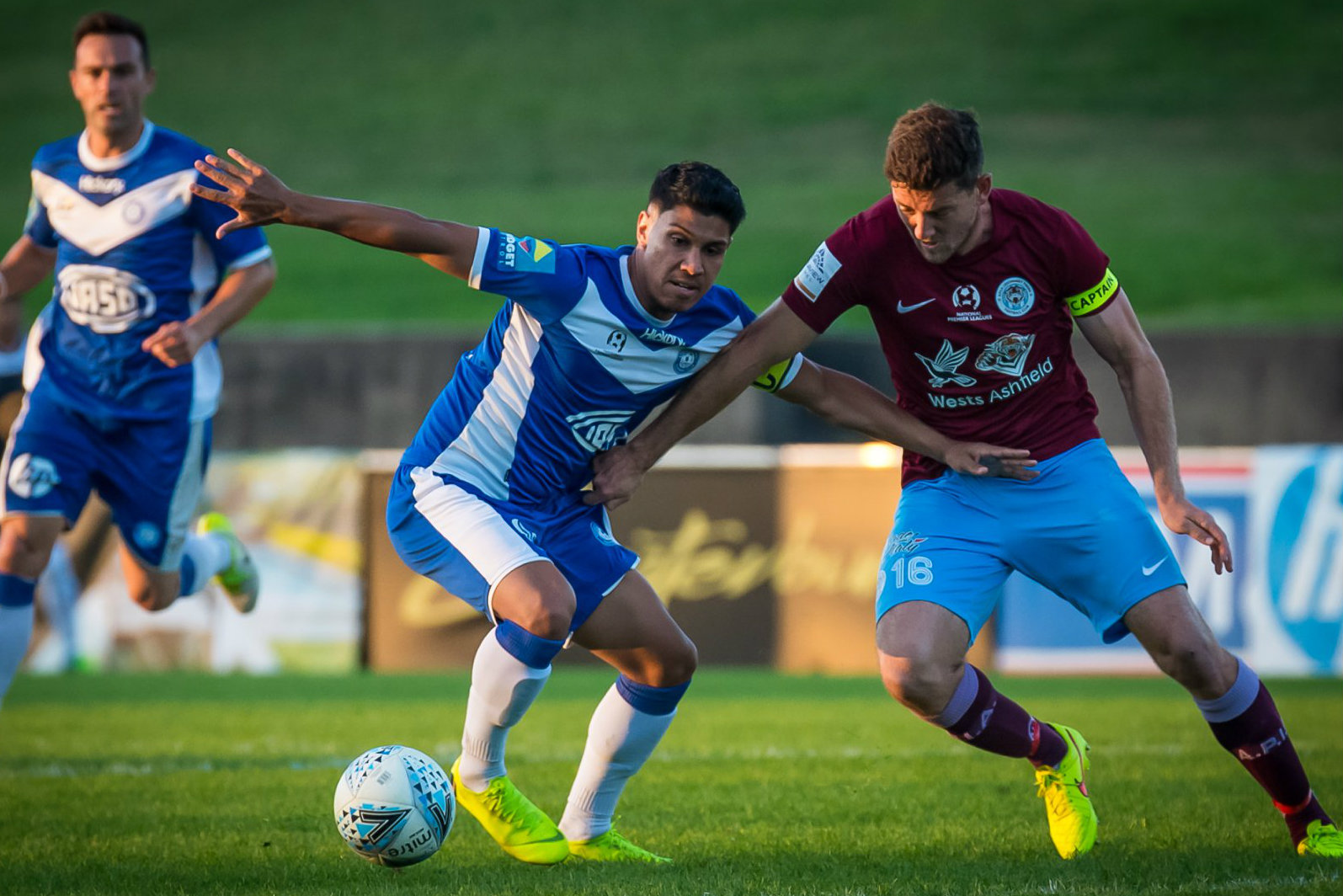 Sydney Olympic record a vital win against APIA - pic courtesy of football NSW