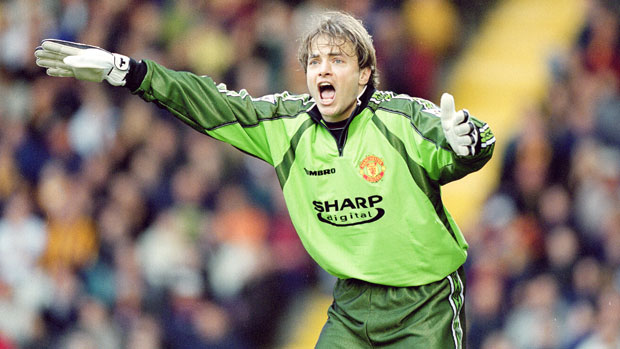 Mark Bosnich at Man United