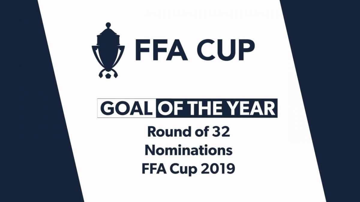 FFA Cup 2019 Goals of the Round of 32