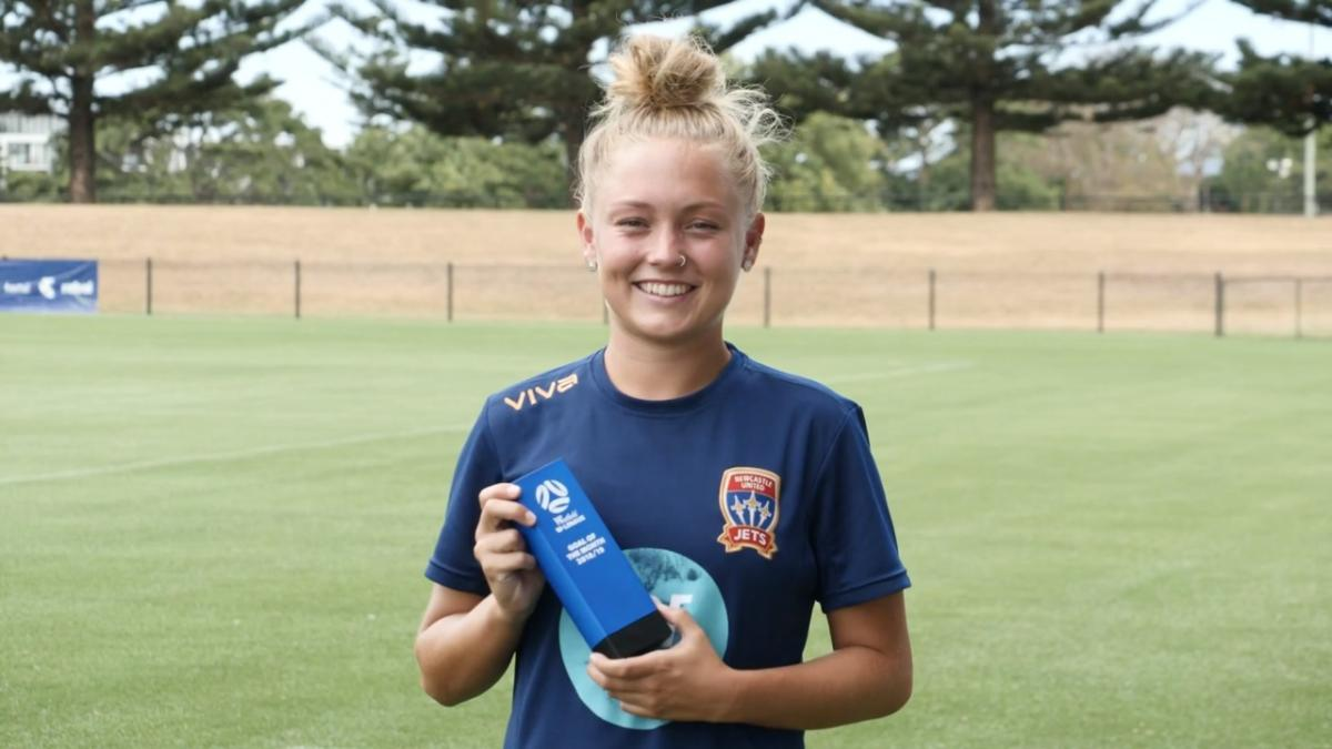 Goal of the Month: December - Libby Copus-Brown
