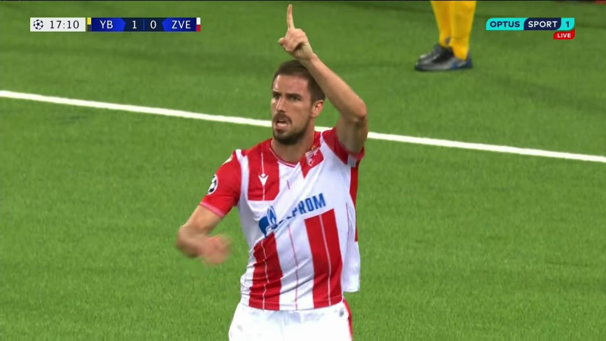 Caltex Socceroo Degenek Red Star's hero again in the UEFA Champions League