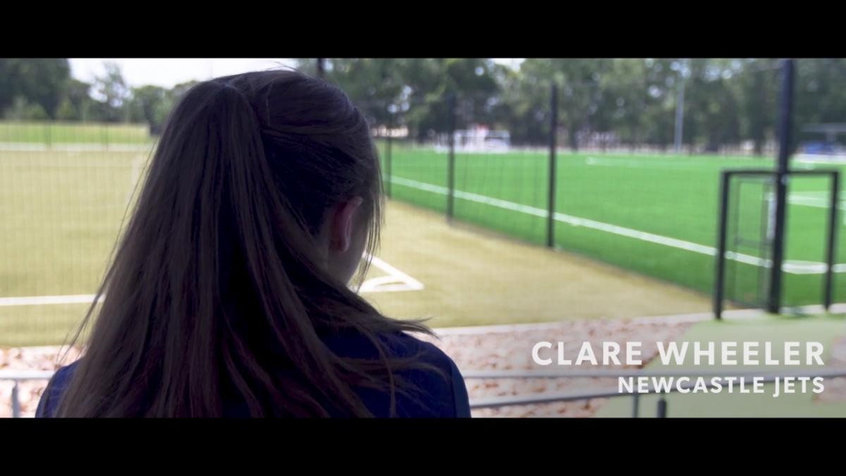 Where I'm From - Clare Wheeler