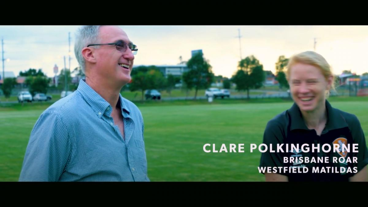 Where I'm From - Clare Polkinghorne