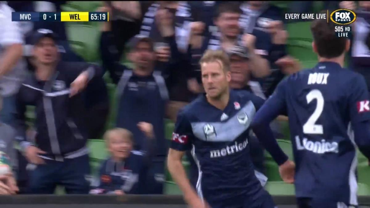 GOAL: Toivonen - The Swede gets on the board, at last