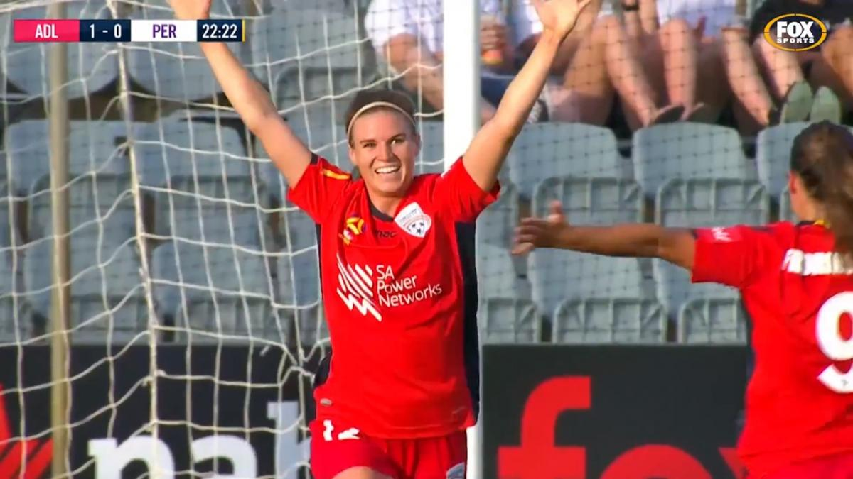 Westfield W-League 2018/19 Season Highlights: Adelaide United