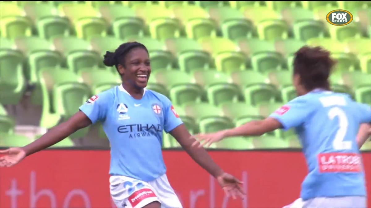 Top Imports of the Westfield W-League Season: Jasmyne Spencer - Melbourne City