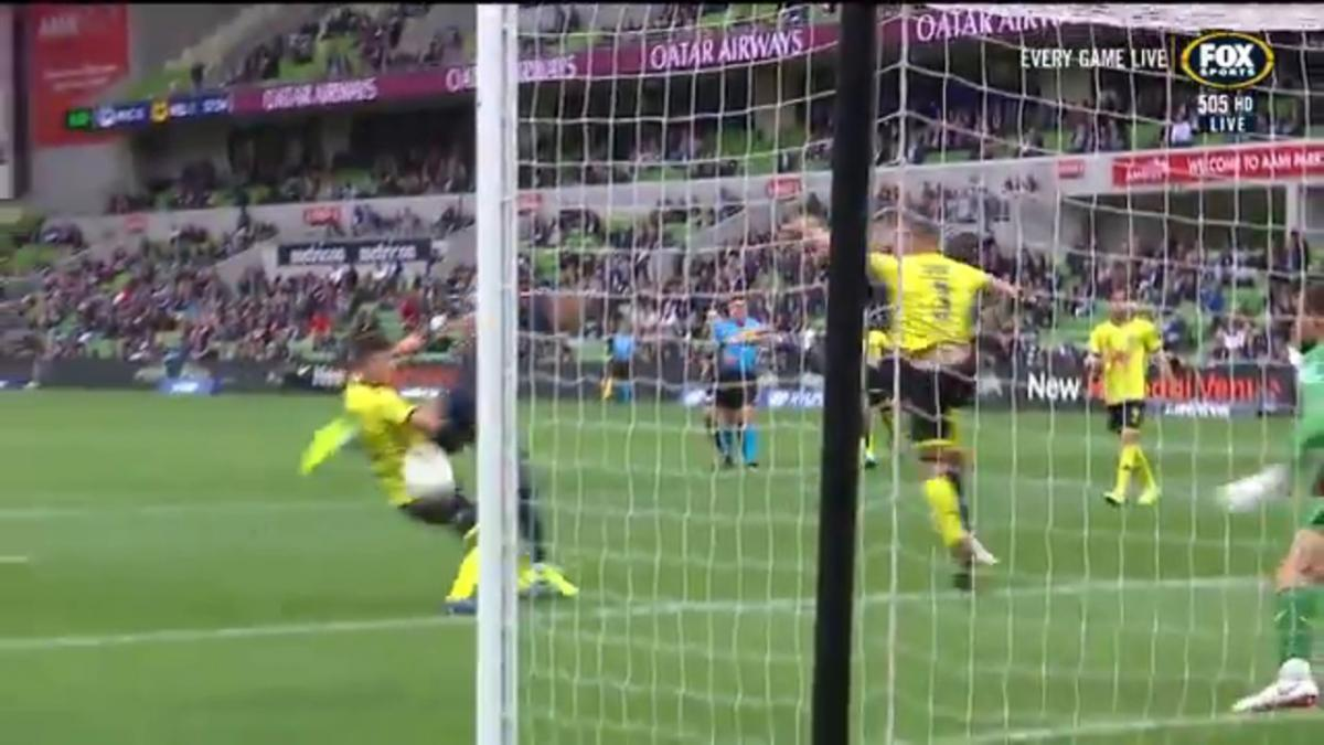 Match Highlights | Melbourne Victory v Wellington Phoenix | Hyundai A-League