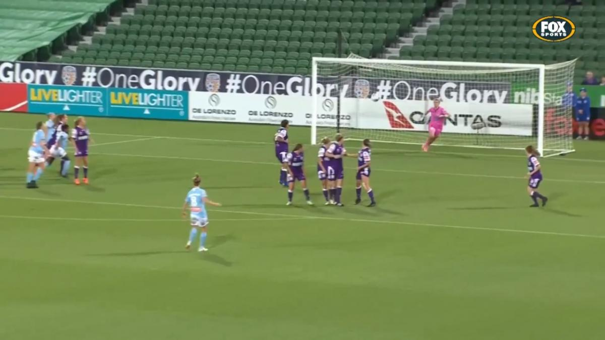 Top Matildas in the Westfield W-League: Elise Kellond-Knight - Melbourne City