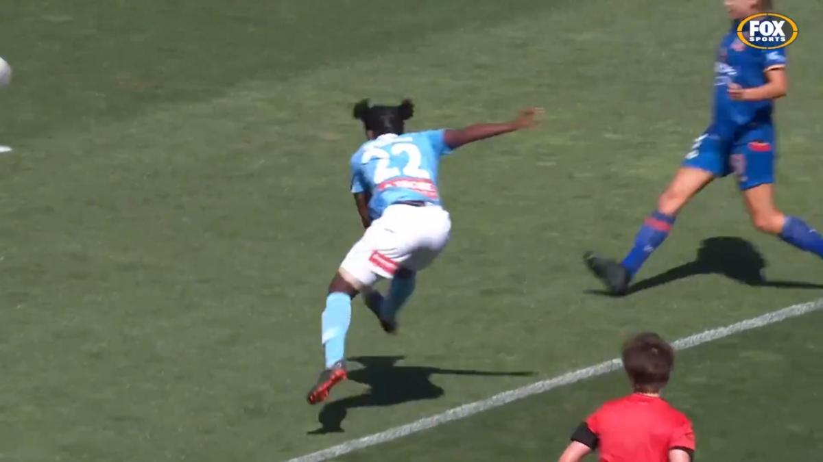 Top Goals of the Westfield W-League Season: Jasmyne Spencer - Melbourne City
