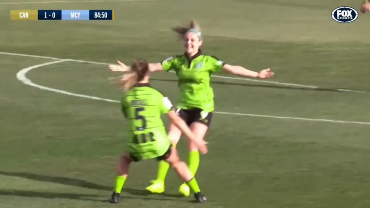 Top Matildas in the Westfield W-League: Ellie Carpenter - Canberra United