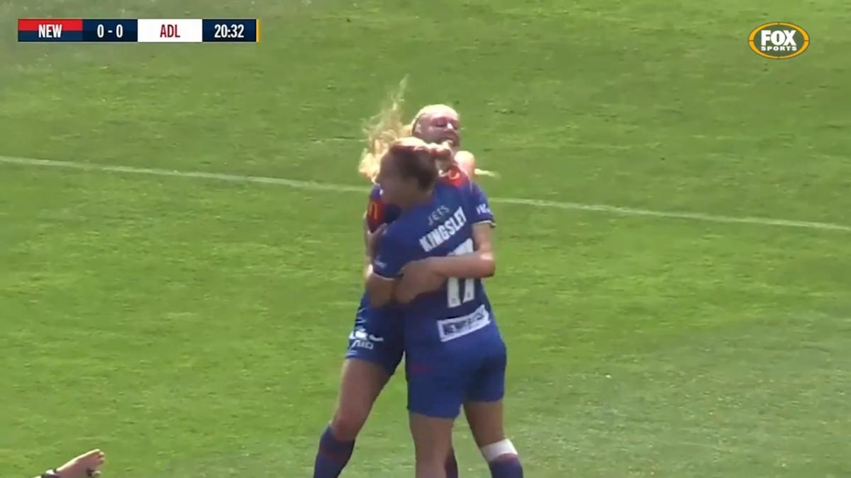 Westfield W-League 2018/19 Season Highlights: Newcastle Jets