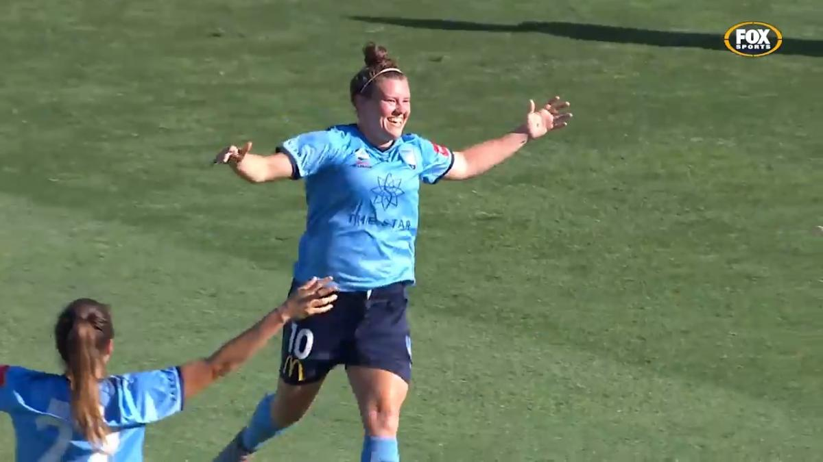 Top Imports of the Westfield W-League Season: Savannah McCaskill - Sydney FC