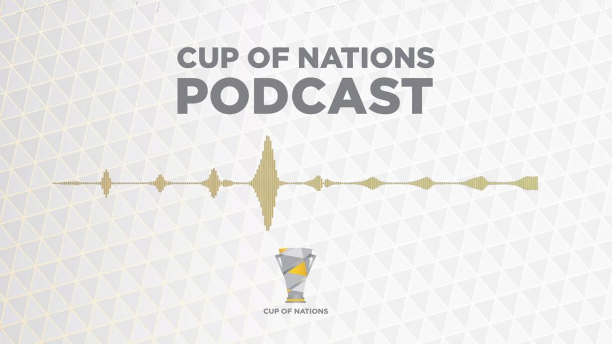 Cup Of Nations Podcast - Episode 1