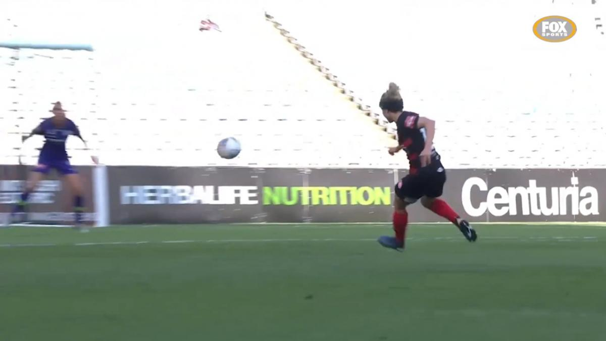 Westfield W-League 2018/19 Season Highlights: Western Sydney Wanderers