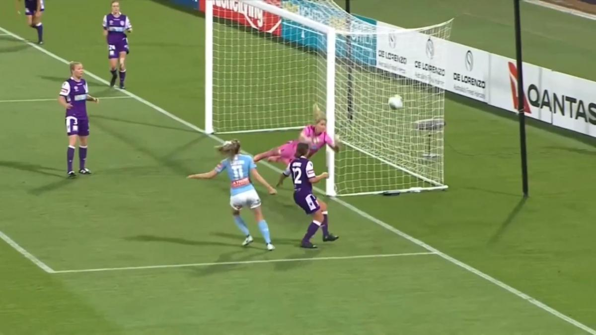 Best saves from the Westfield W-League season