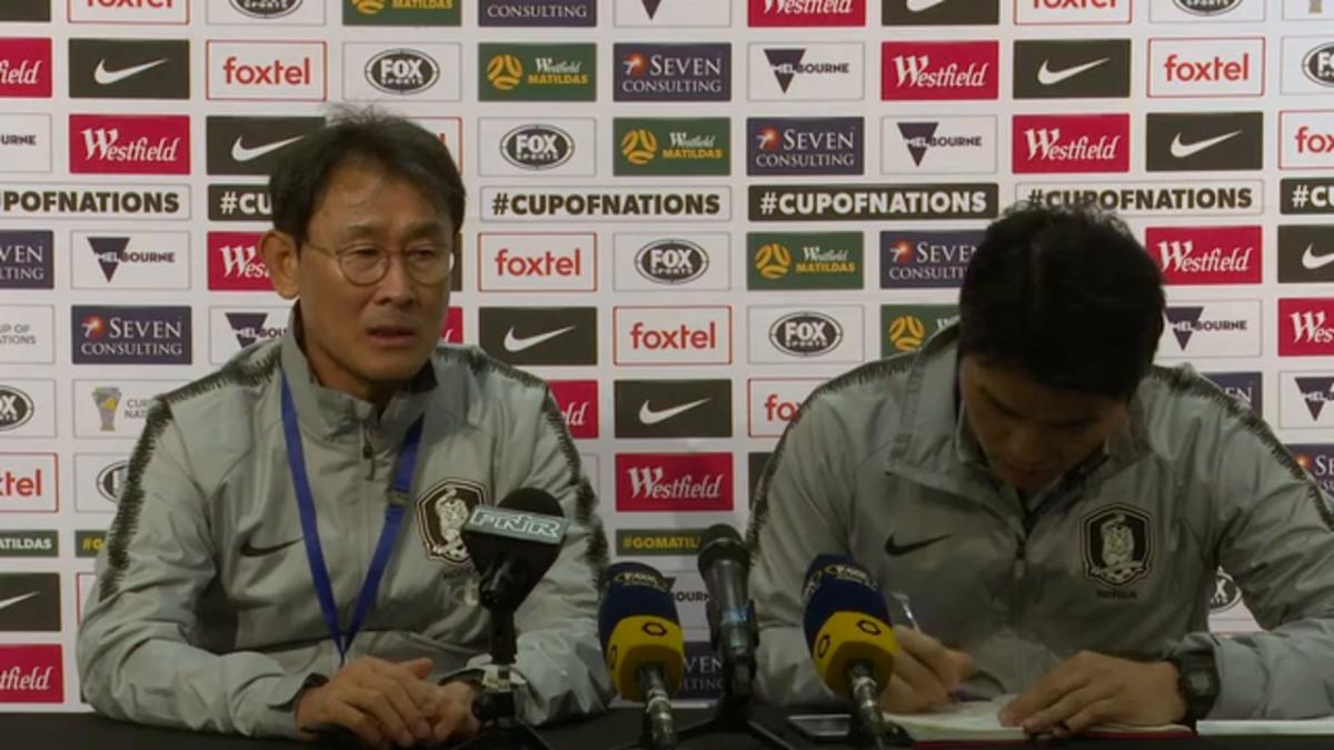Full Press Conference: Yoon Deok-Yeo - Korea Republic