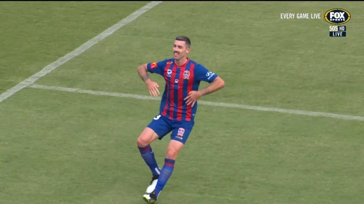 GOAL OF ROUND 5 | Nominees | Hyundai A-League