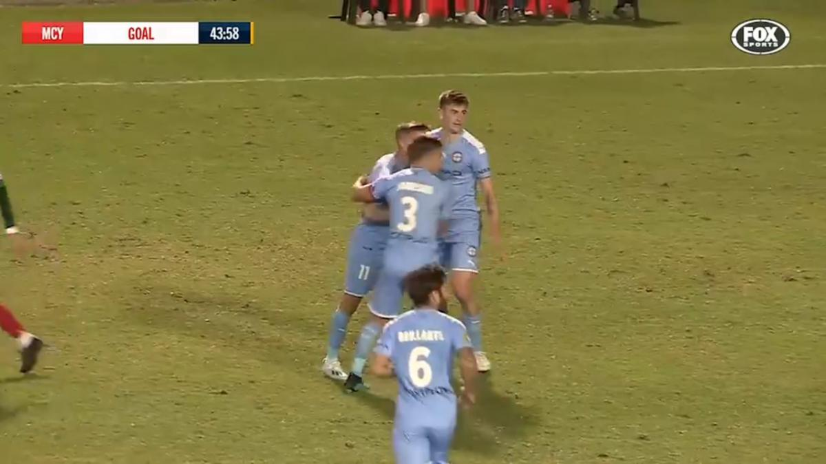 Full-time highlights: Marconi Stallions v Melbourne City