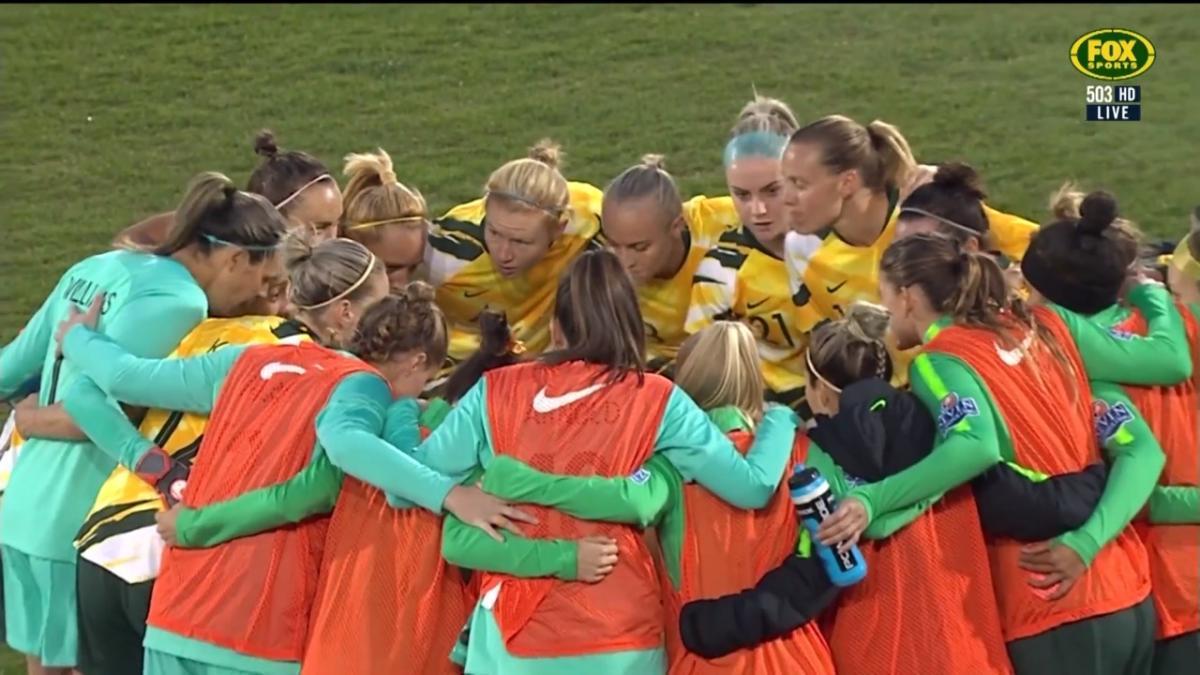 Full-time highlights: Australia v USA