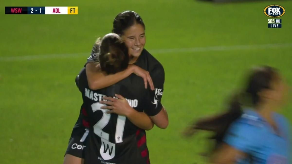 Western Sydney Wanderers v Adelaide United |Highlights| W- League