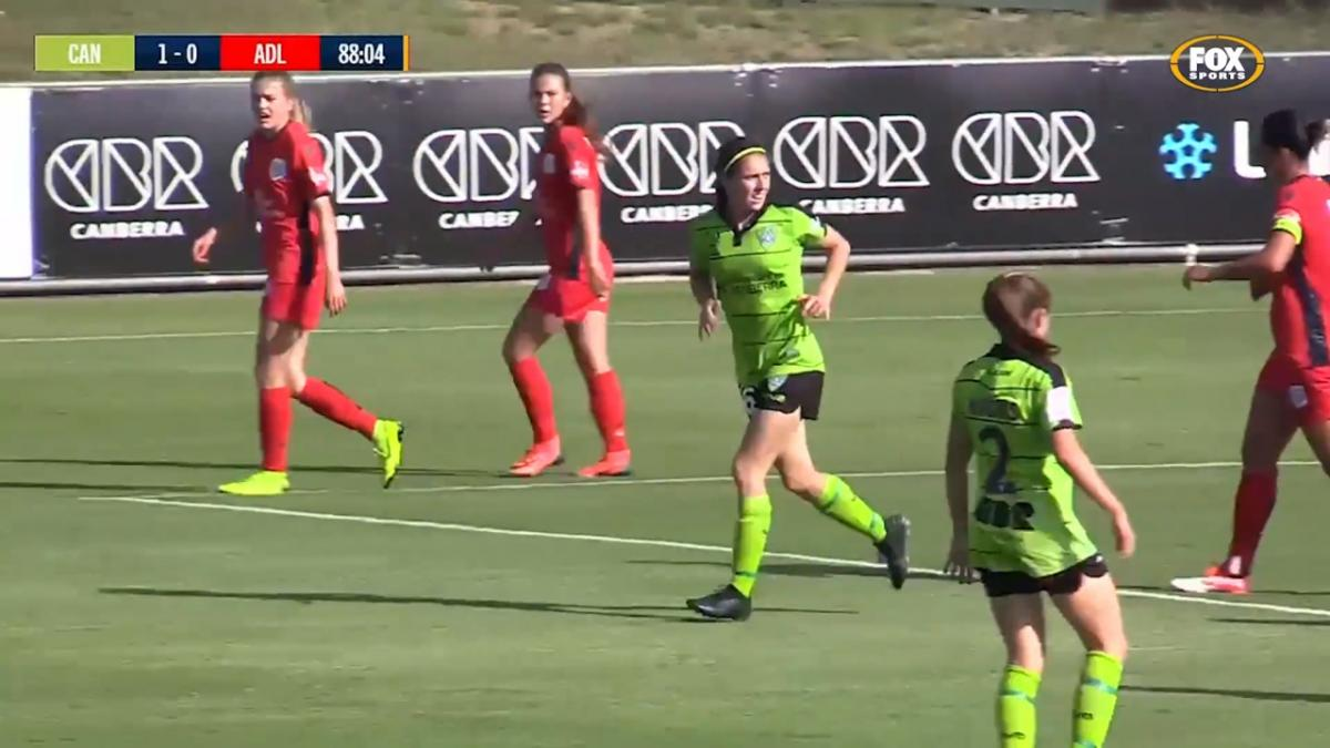 NAB Young Footballer of the Year Award W-League Nominee: Karly Roestbakken