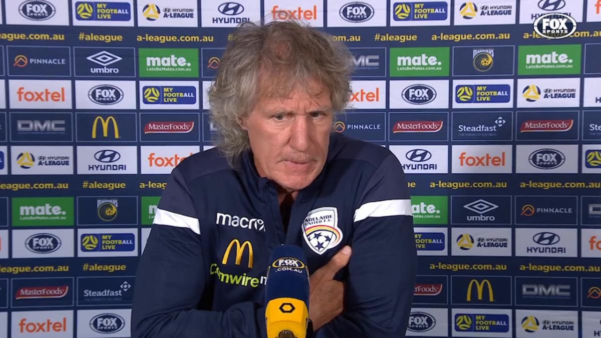 Verbeek: We let the match go towards the end  | Press Conference | Hyundai A-League