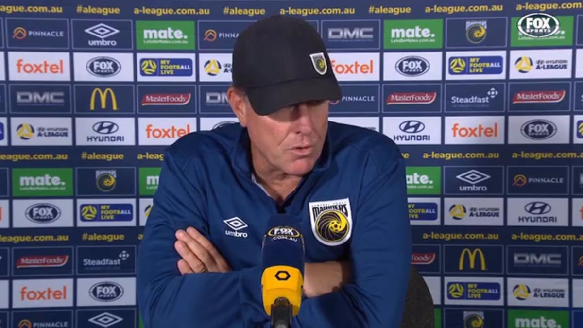 Stajcic: Lack of concentration cost us | Press Conference | Hyundai A-League